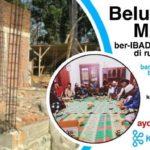 Sedekah jariyah bantu pembebasan lahan untuk pembangunan masjid di lereng gunung wilis